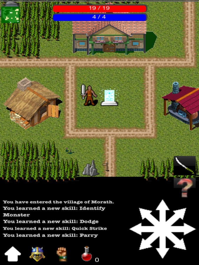 Endless Depths 2 RPG - Imagem 2 do software