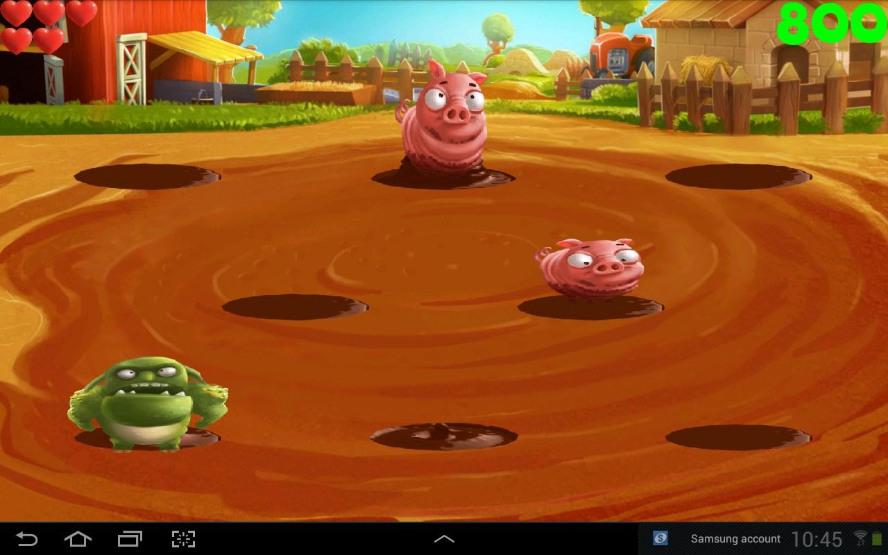 Aliens & Farm - Imagem 1 do software