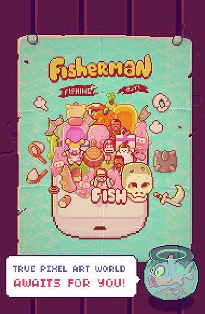 Fisherman -  Monsters & Stuff - Imagem 1 do software