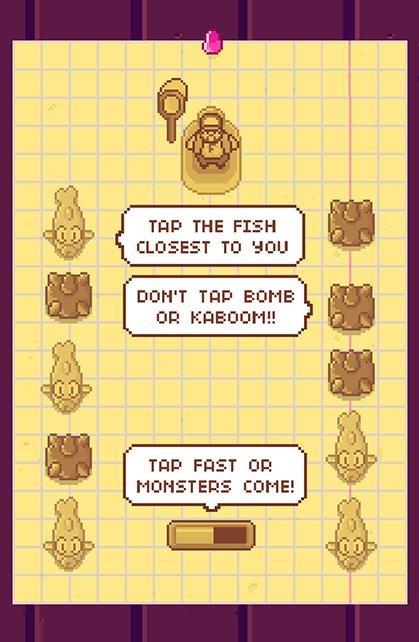 Fisherman -  Monsters & Stuff - Imagem 2 do software