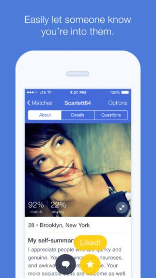 OkCupid Dating - Imagem 2 do software