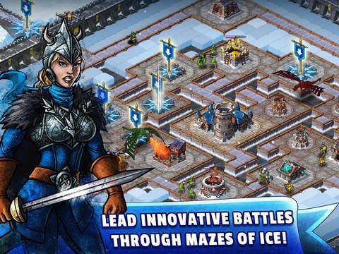 WinterForts: Exiled Kingdom - Imagem 1 do software