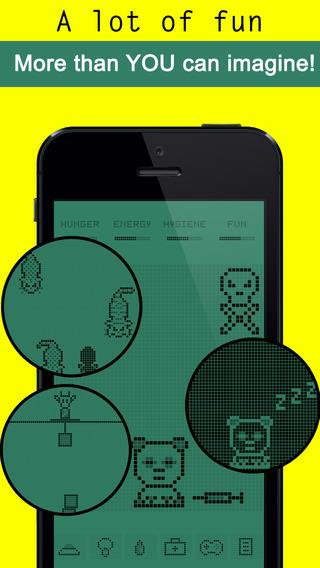 Wildagotchi: Pet Virtual - Imagem 1 do software