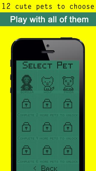 Wildagotchi: Pet Virtual - Imagem 2 do software