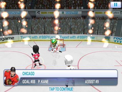 Patrick Kane`s Arcade Hockey - Imagem 1 do software