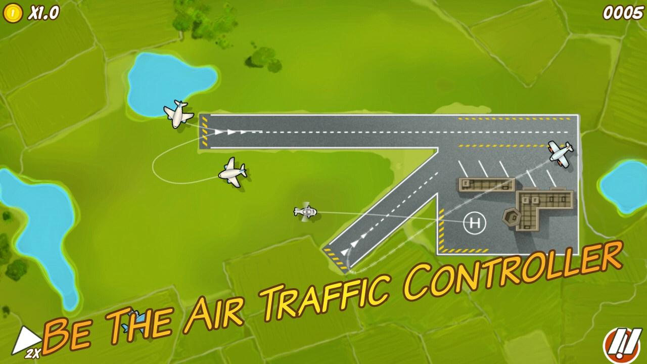 Air Control 2 - Imagem 1 do software