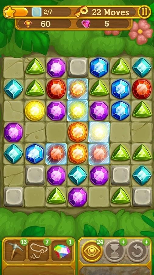 Gemcrafter: Puzzle Journey - Imagem 1 do software