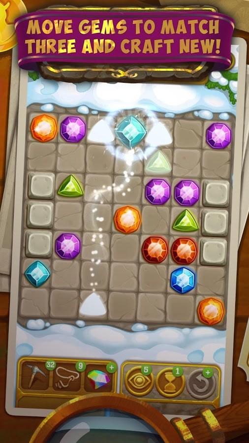 Gemcrafter: Puzzle Journey - Imagem 2 do software