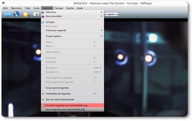 SMPlayer - Imagem 2 do software