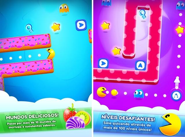 Pac-Man Bounce - Imagem 1 do software