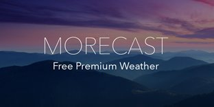 MORECAST- Free Premium Weather