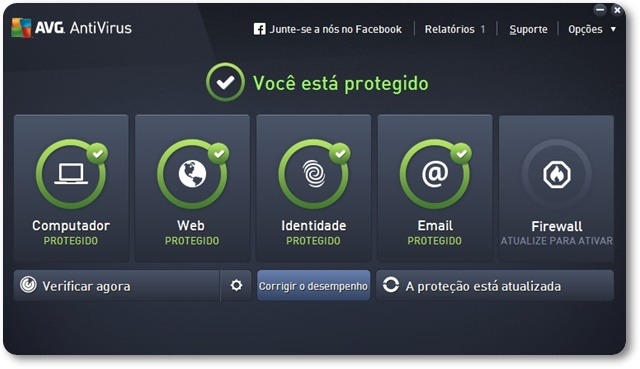 AVG AntiVirus - Imagem 1 do software
