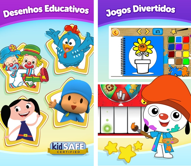 PlayKids - Imagem 2 do software
