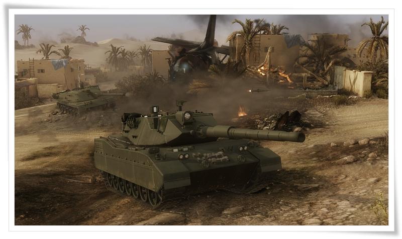 Armored Warfare - Imagem 1 do software