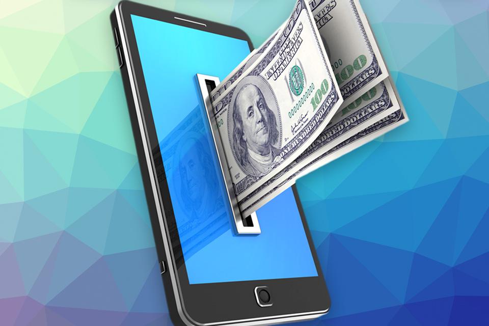 Resultado de imagem para novo app para ganhar dinheiro