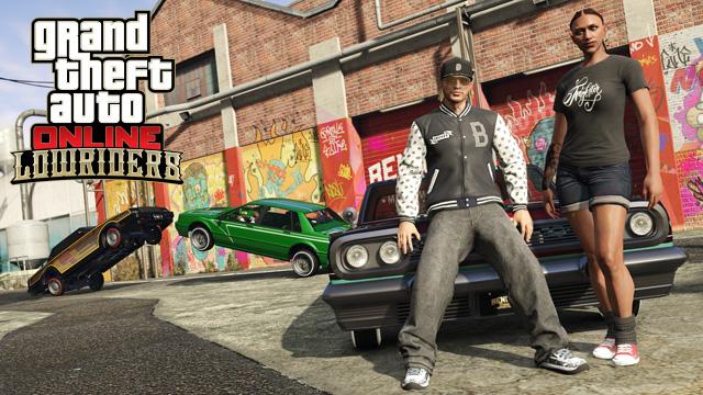 GTA Online receberá lowriders e opção de personalizar carros na terça (20)