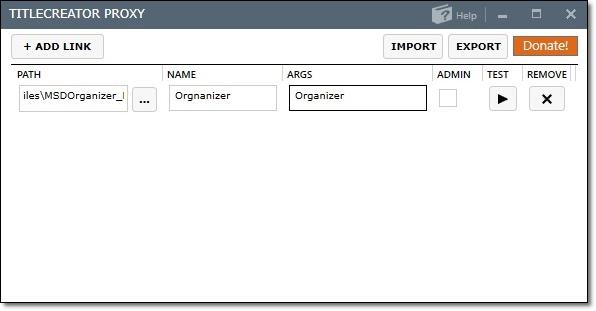 TileCreator - Imagem 2 do software