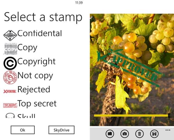 Watermark Photo - Imagem 1 do software