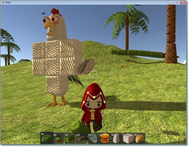 CHKN - Imagem 1 do software