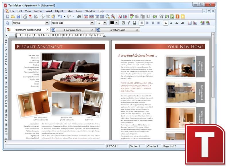 FreeOffice - Imagem 1 do software