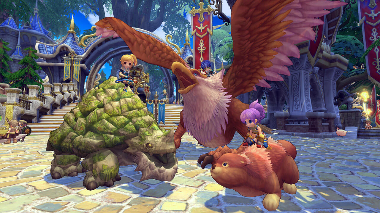 Dragomon Hunter - Imagem 1 do software