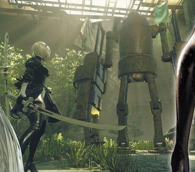 NieR: Automata: detalhes da história, protagonista e jogabilidade revelados