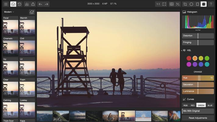 Polarr Photo Editor - Imagem 1 do software