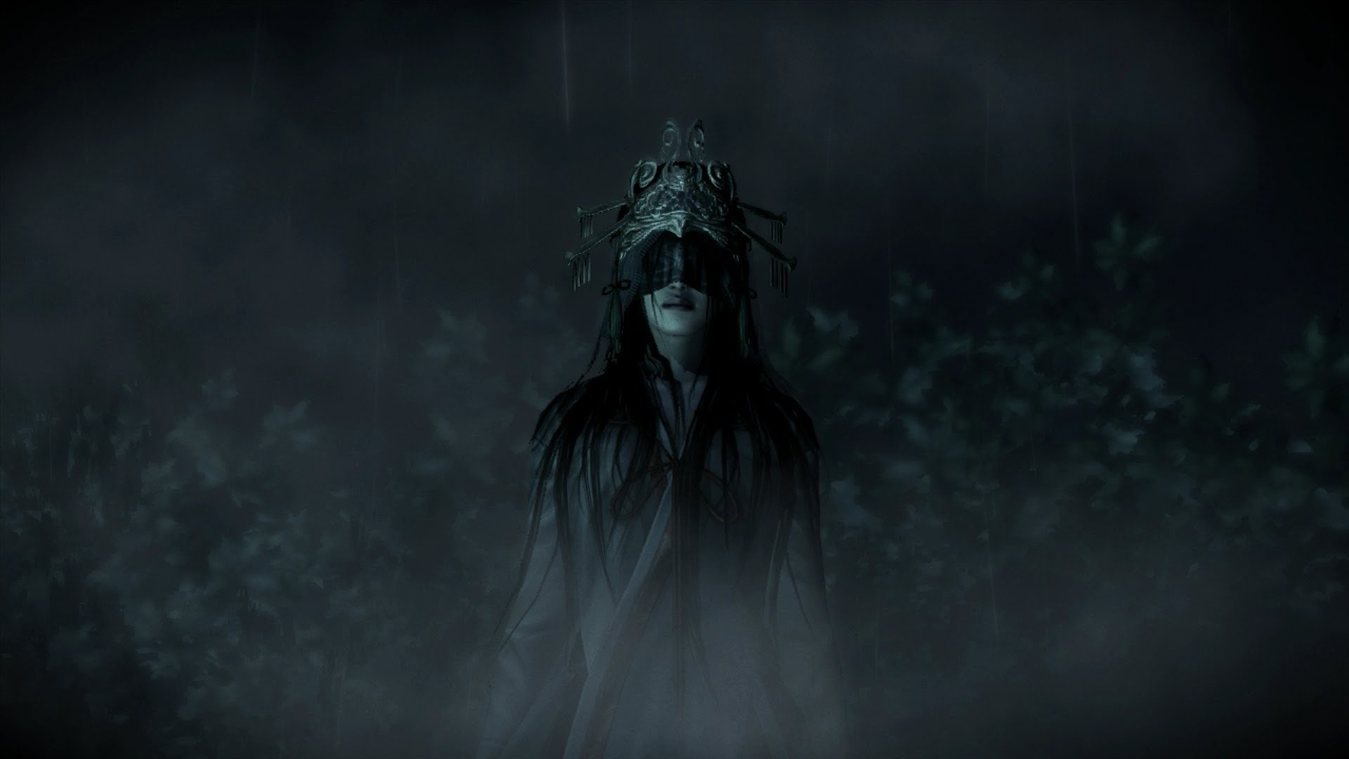 Análise de Fatal Frame: Maiden of Black Water - Voxel