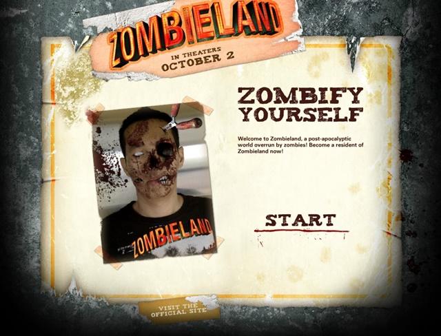 Zombify Yourself - Imagem 2 do software