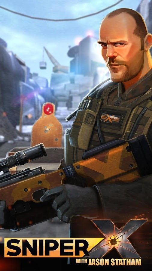Sniper X with Jason Statham - Imagem 2 do software
