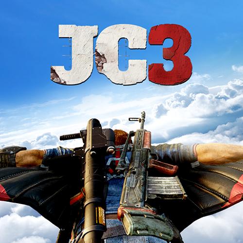 Logo Just Cause 3: WingSuit Tour ícone