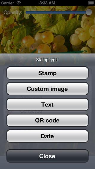 Watermark Photo - Imagem 2 do software