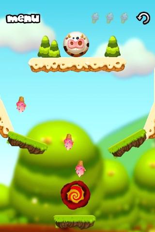 Crazy Cow – The Game - Imagem 2 do software