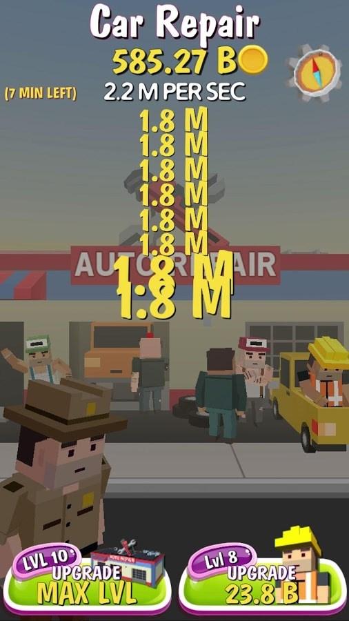 City Rebuild: Zombie Clicker - Imagem 1 do software