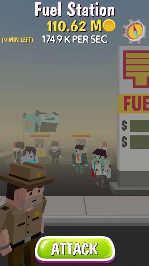 City Rebuild: Zombie Clicker - Imagem 2 do software