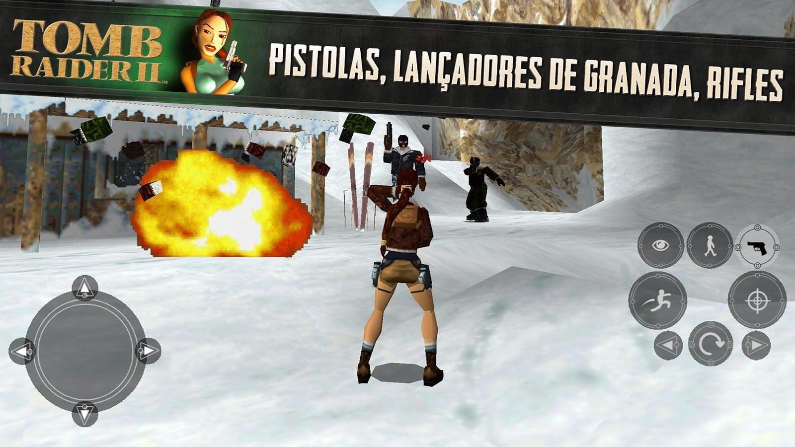 Tomb Raider II - Imagem 1 do software