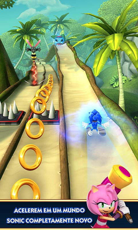 Sonic Dash 2: Sonic Boom - Imagem 1 do software
