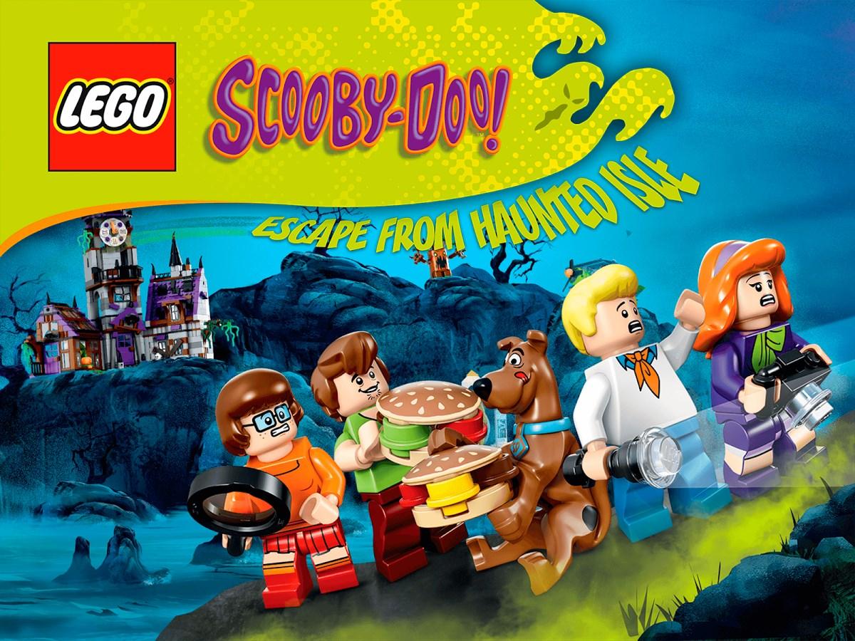 LEGO® Scooby-Doo Haunted Isle - Imagem 1 do software