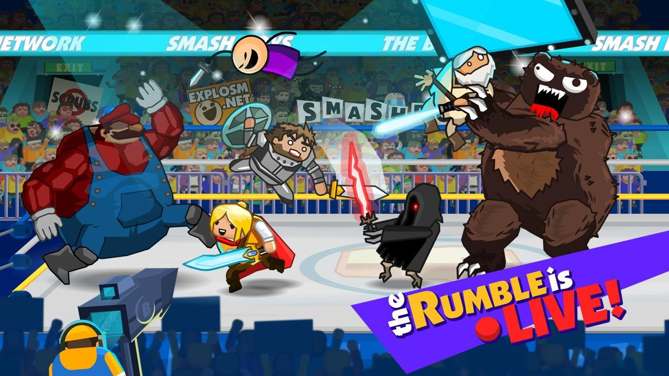 Super Boys - The Big Fight - Imagem 1 do software