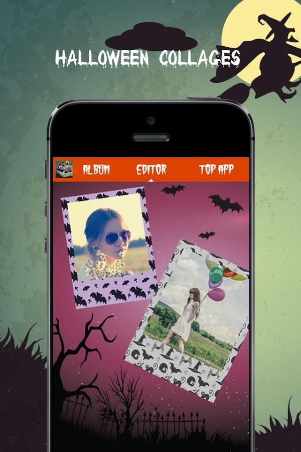 Halloween photo collage - Imagem 2 do software