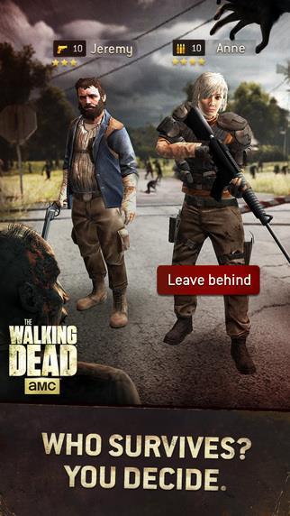 The Walking Dead: No Man`s Land - Imagem 1 do software