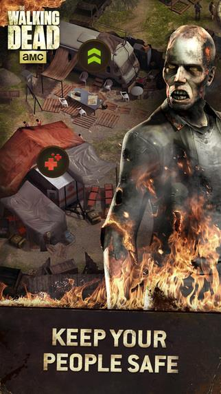 The Walking Dead: No Man`s Land - Imagem 2 do software