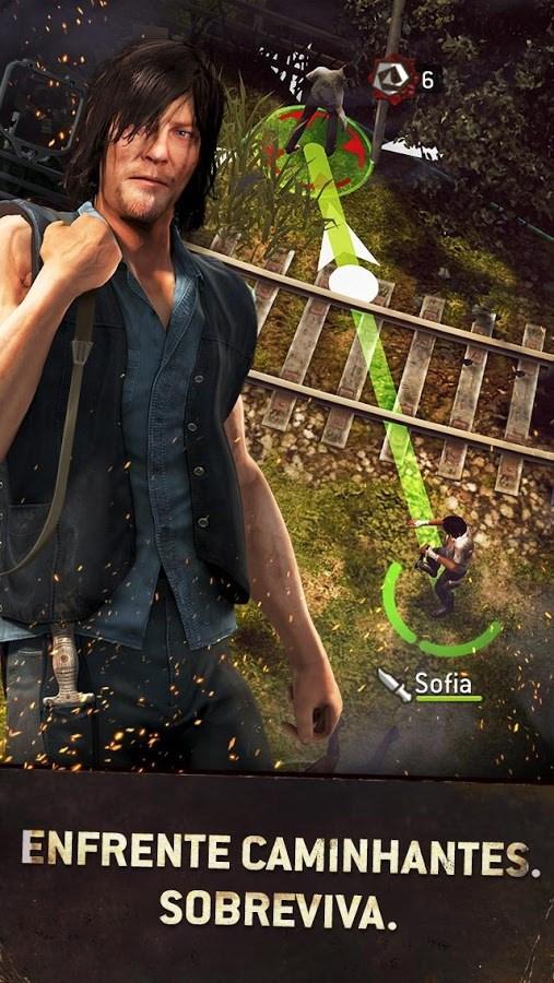The Walking Dead No Man`s Land - Imagem 1 do software