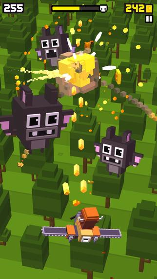 Shooty Skies - Endless Arcade Flyer - Imagem 1 do software