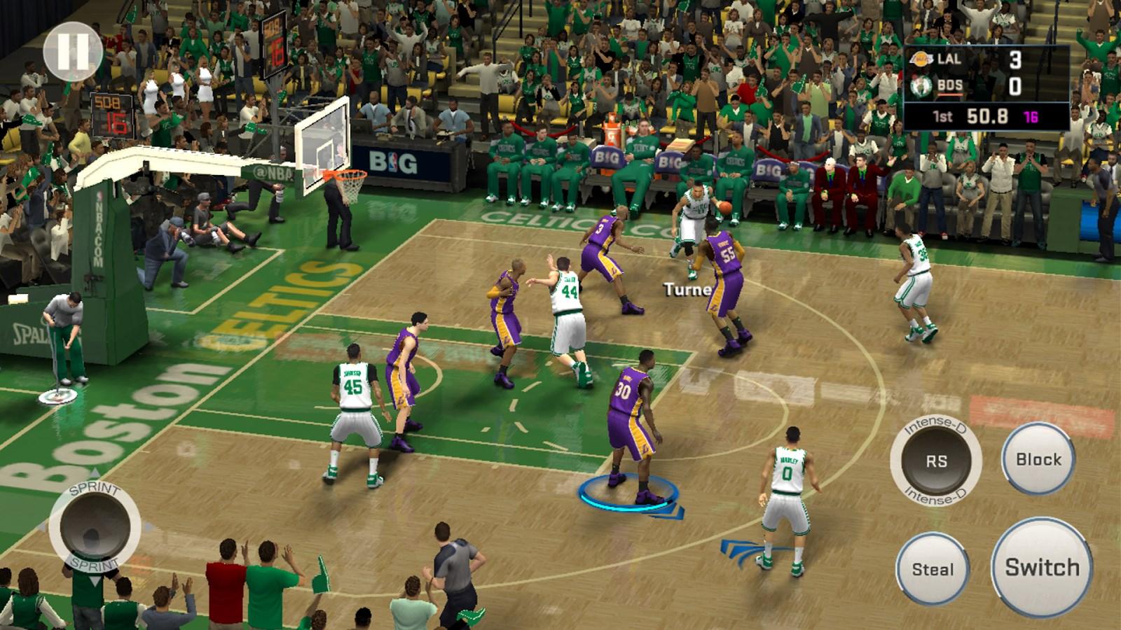 NBA 2K16 - Imagem 1 do software