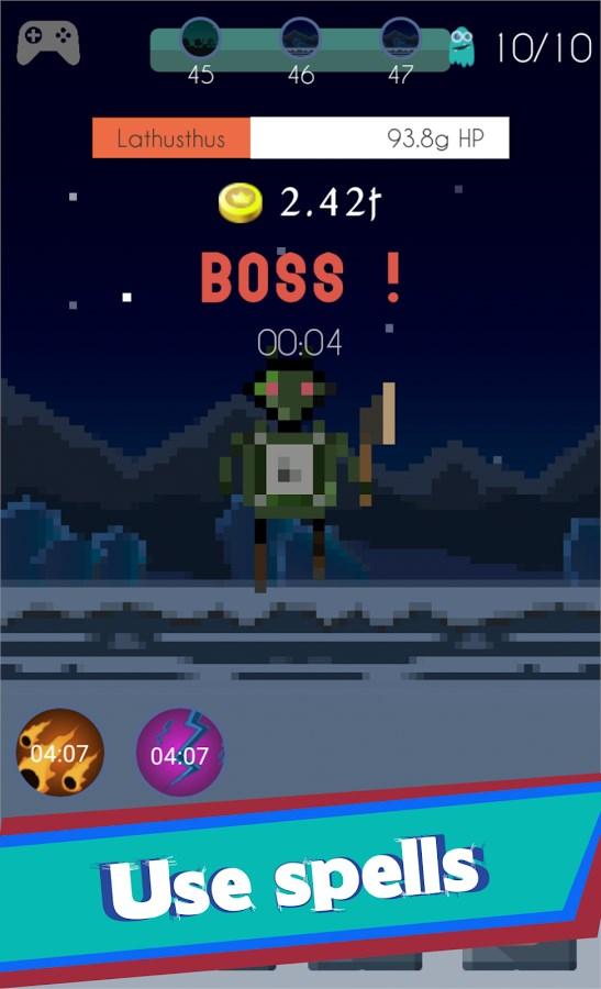 Pixel RPG Clicker - Imagem 1 do software