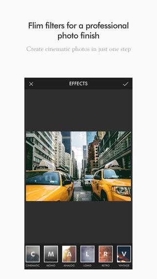 Fotor Photo Editor & Camera Plus - Imagem 2 do software