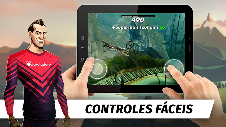 Bike Unchained - Imagem 1 do software