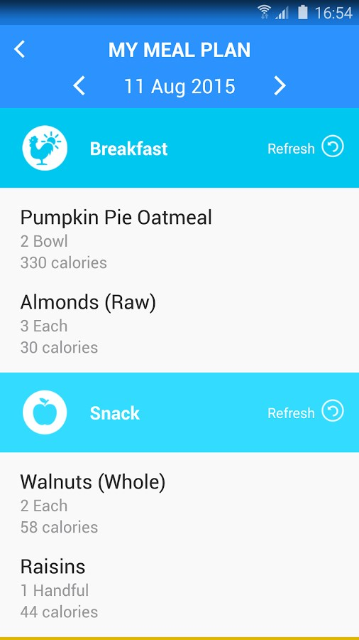 FitWell Fitness, Health, Diet - Imagem 2 do software