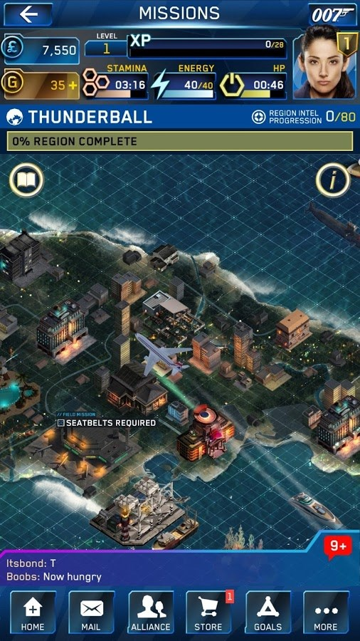 James Bond: World of Espionage - Imagem 2 do software